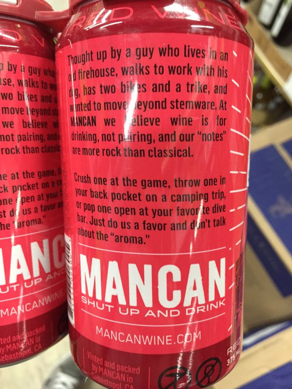 Man can fragile masculinity