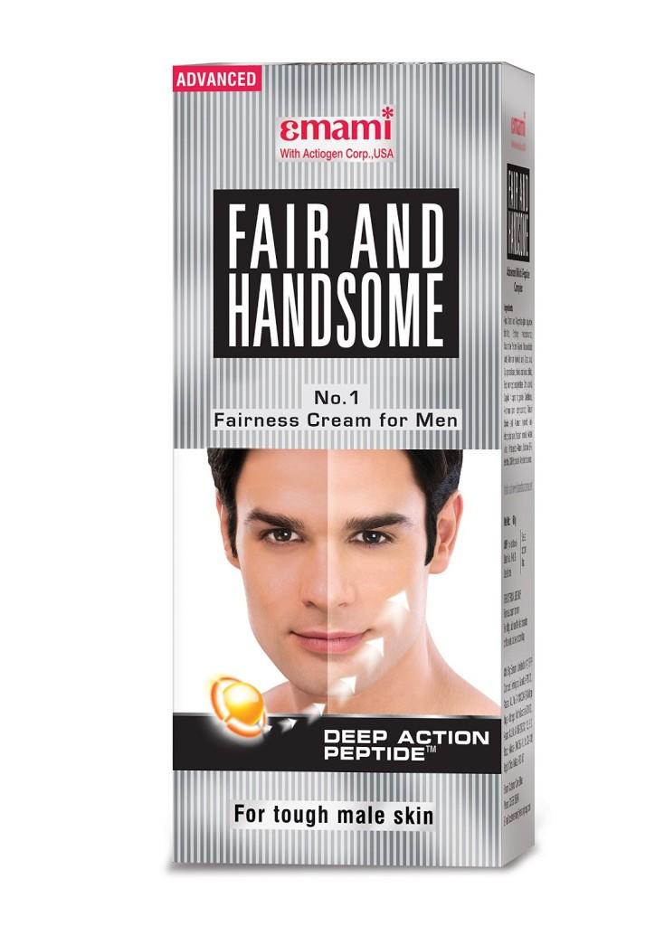 fair and handsome fragile masculinity
