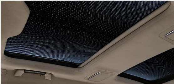 BMW 7 Series Panaroma Glass View