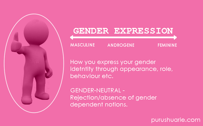 Definition of Gender Expression