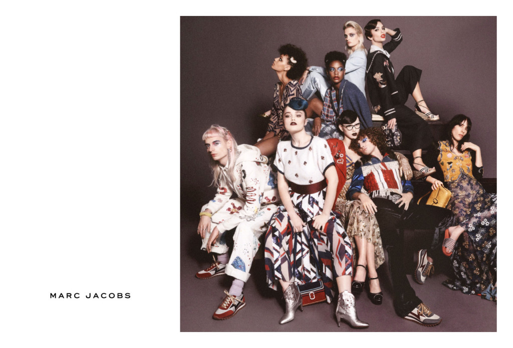 Marc Jacobs SS16 Campaign