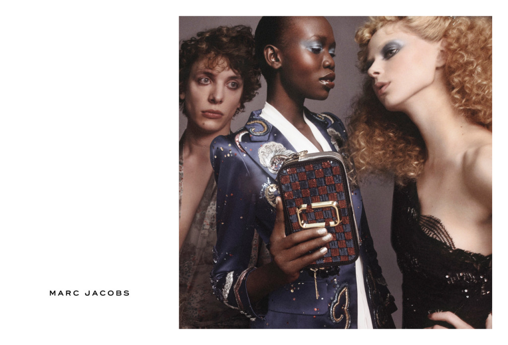 Marc Jacobs SS16 Campaign Diversity