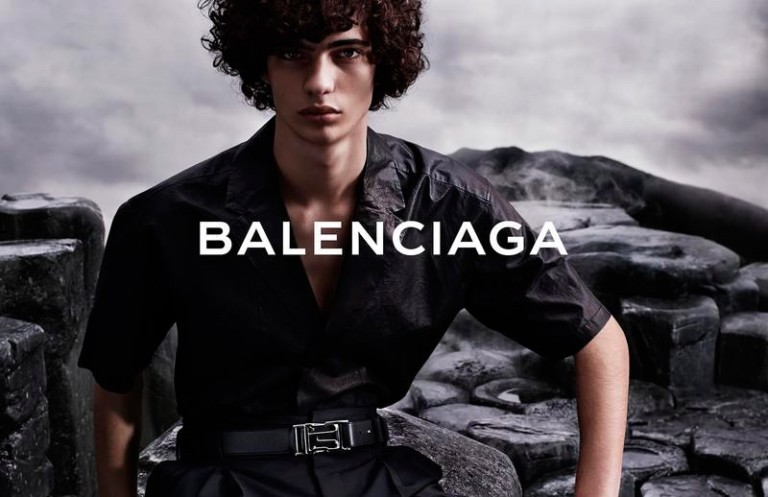 Piero Mendez for Balenciaga