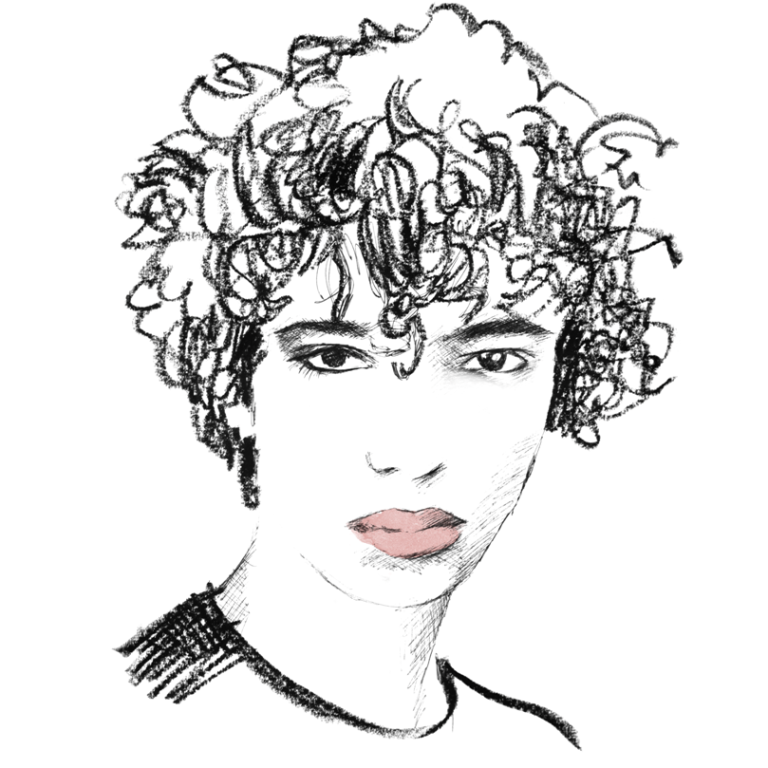 Fashion Illustration - Piero Mendez