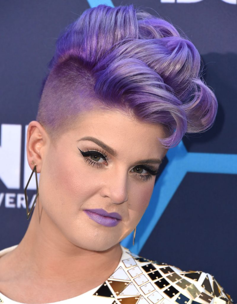LOS ANGELES, CA - JULY 27: Kelly Osbourne arrives at the 16th Annual Young Hollywood Awards at The Wiltern on July 27, 2014 in Los Angeles, California. (Photo by Steve Granitz/WireImage)