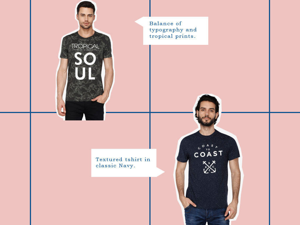 Shoppers Stop Tshirt for Men