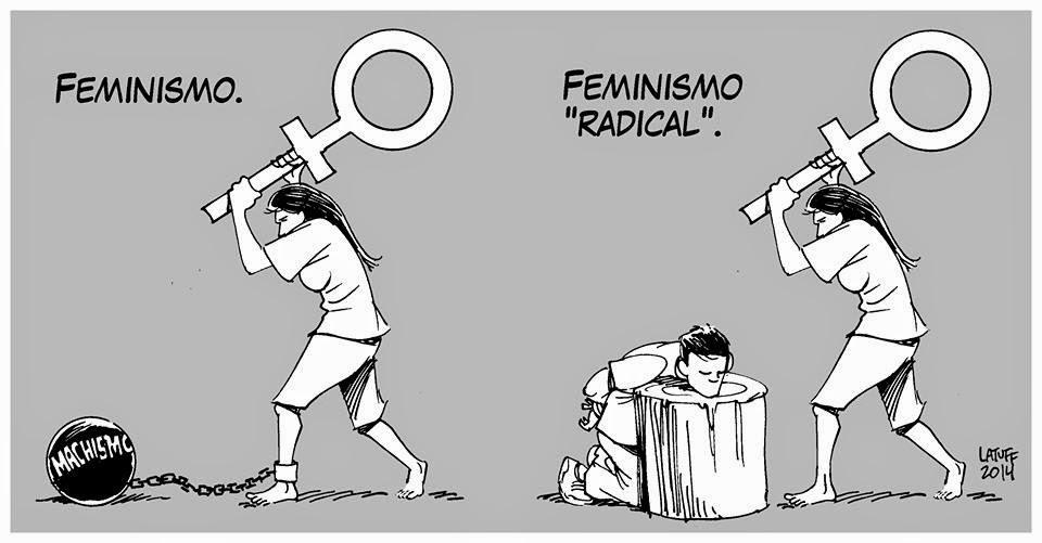 feminazi vs feminism