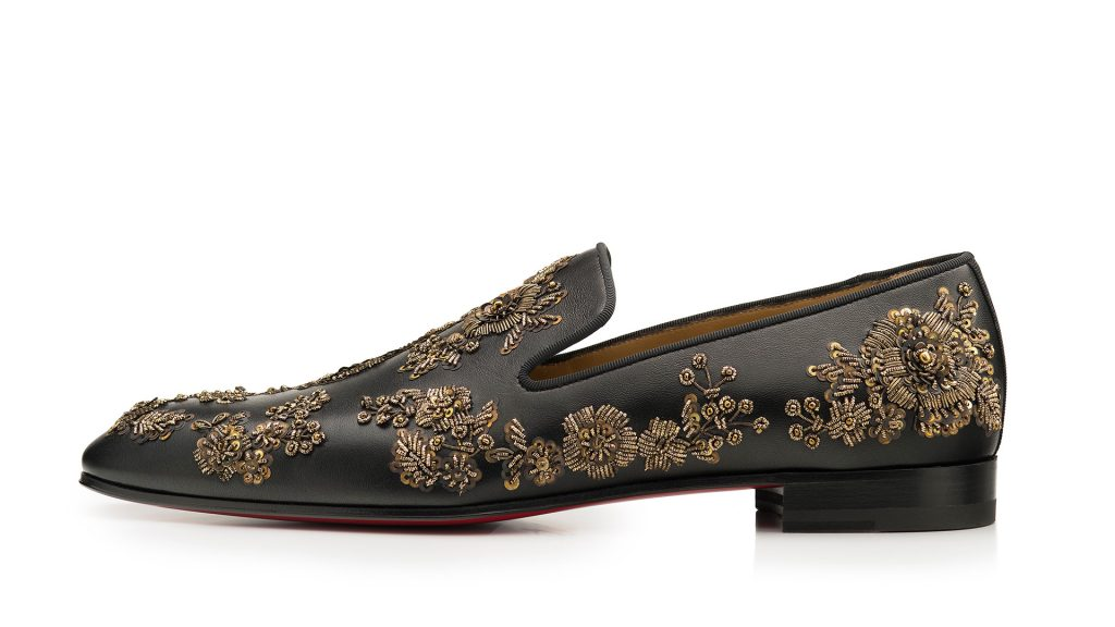 Sabyasachi Mukherjee Christian Louboutin Indian Wedding shoes