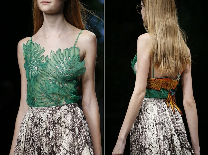 Gucci SS16 top