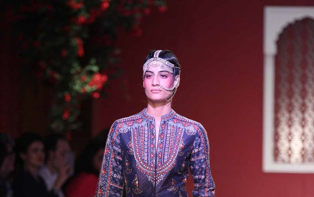 Anita Dongre India Couture Week Textile Craft