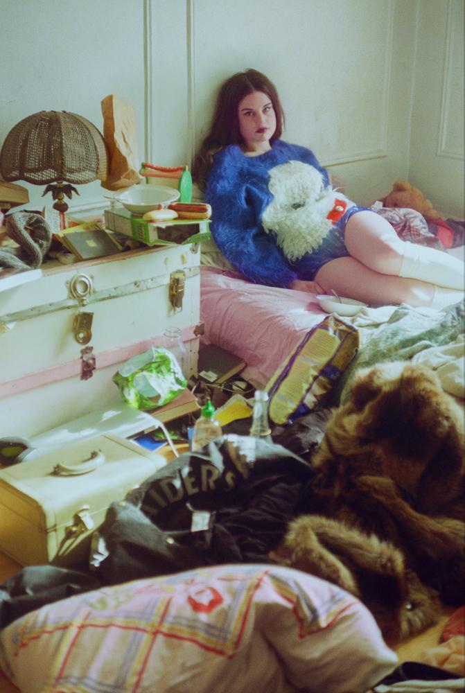 Garbage Girls, by Maya Fuhr
