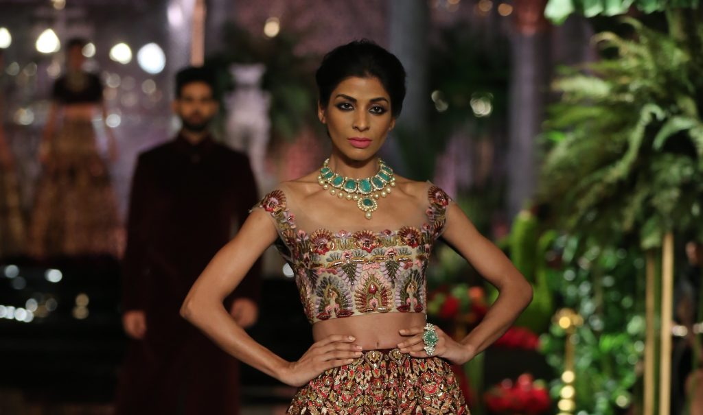 Manish Malhotra FDCI India Couture Week 2016