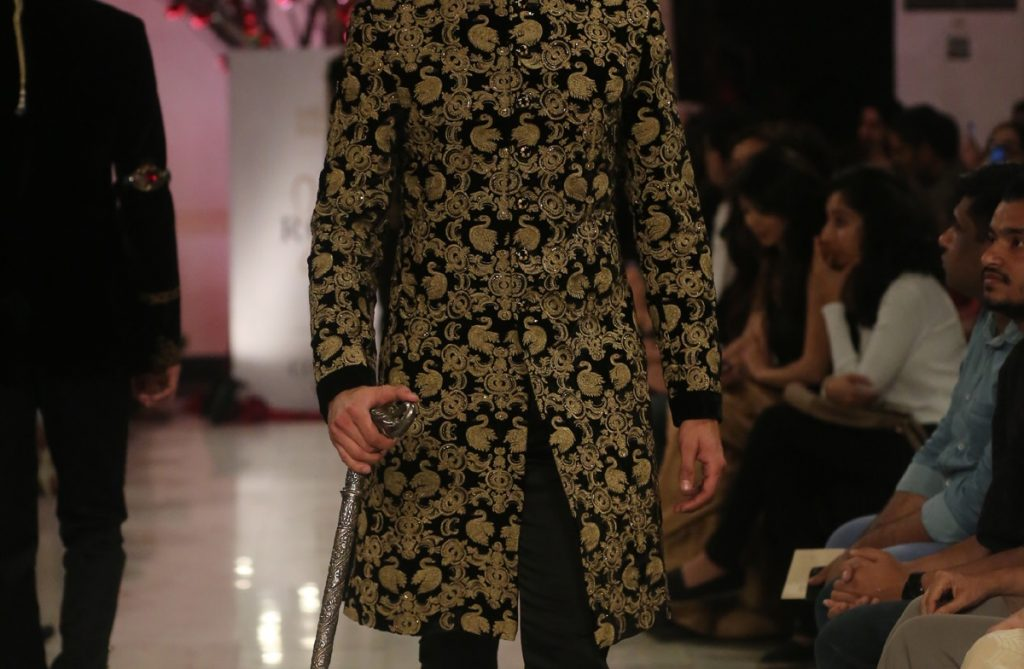 Rohit Bal FDCI India Couture Week 2016 Textile Craft