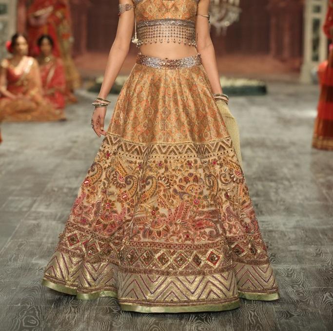 Tarun Tahiliani India Couture Week Textile Craft