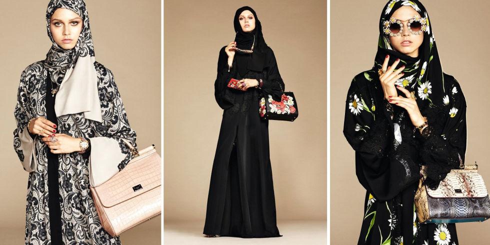 Dolce & Gabbana Hijab Range