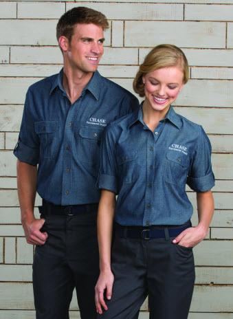Sexist Gender Politics Involved in Buttoning a Shirt