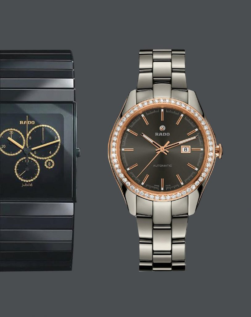 How to tell a men's watch from a woman's?
