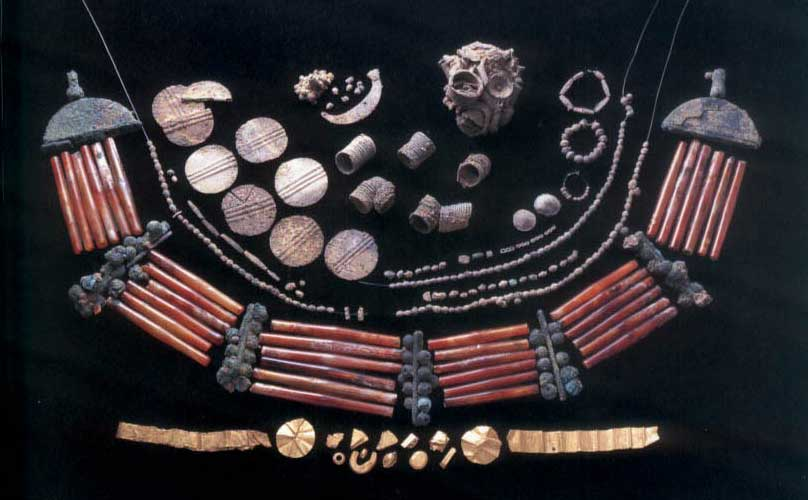jewellery indus valley civilisation