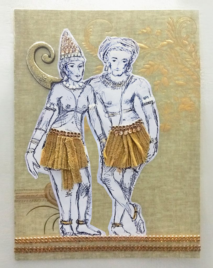 Gender Identity through Fashion and Clothing - Purushu Arie