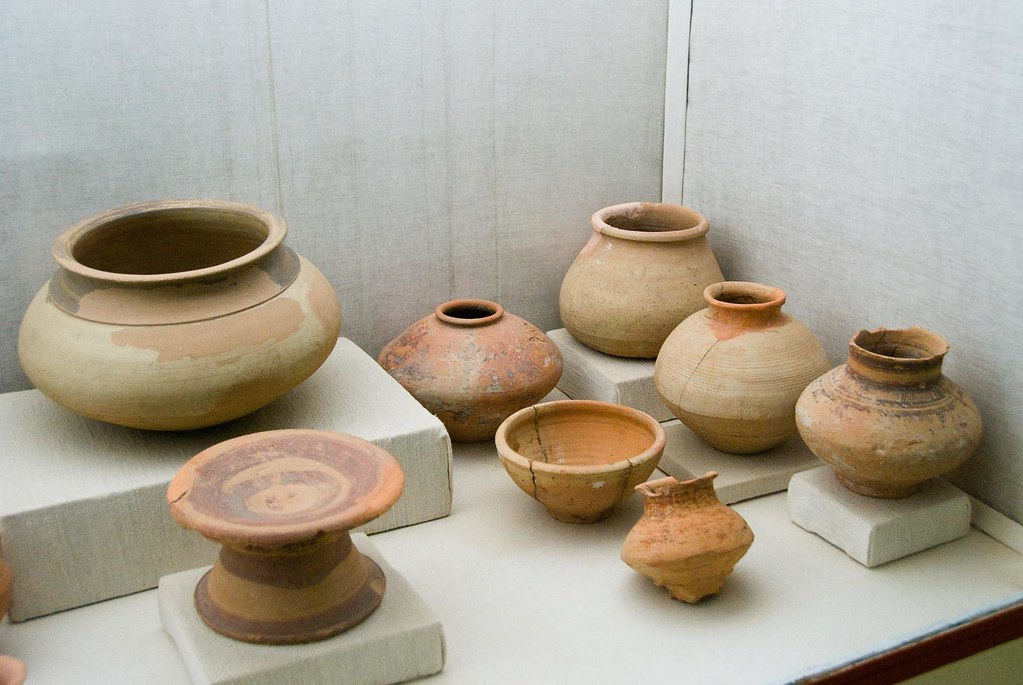 Pottery from Indus Valley Civilisation